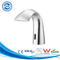 Electronic reliability and durability sensor tap for wash basin