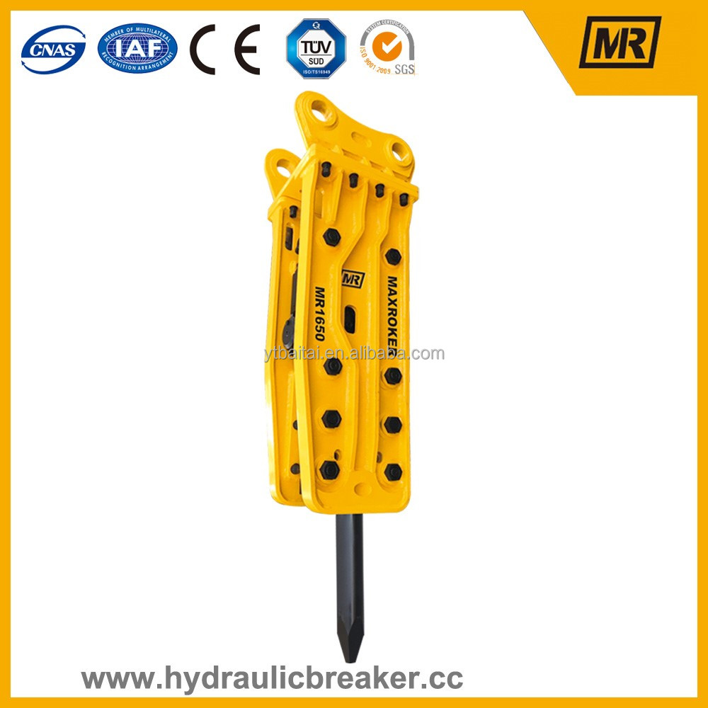 soosan hydraulic breaker hydraulic hammer spare parts chinese supplier for mini excavator