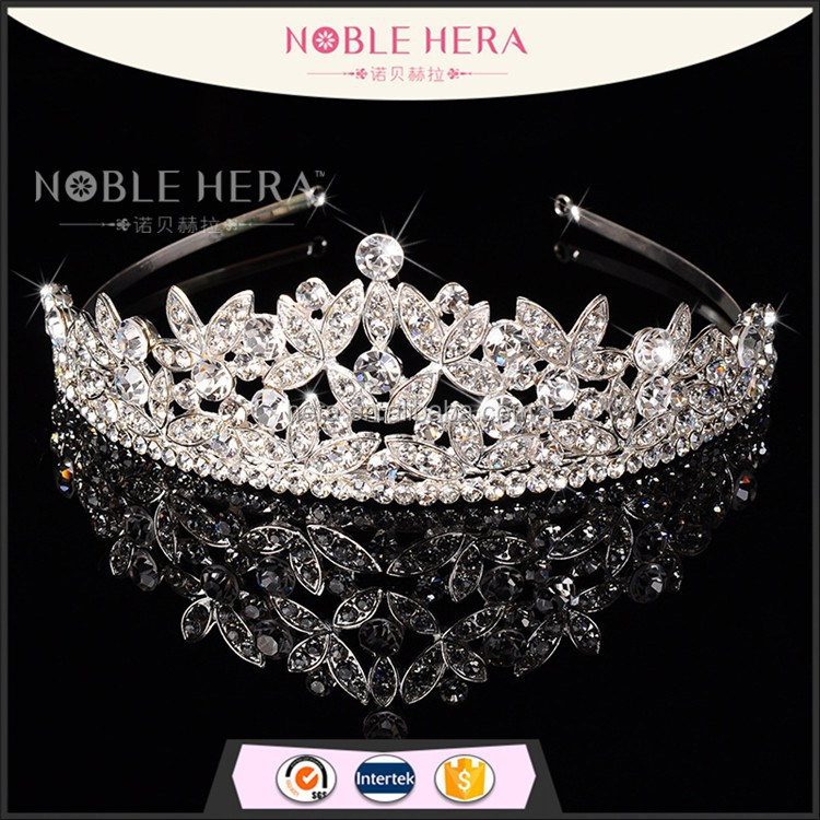 Happy Birthday Diamond Tiara Crowns for Sale Fashion Tiaras for Women