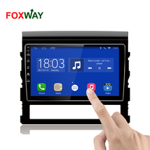 FOXWAY wholesale all in one car dvd player for toyota land cruiser prado