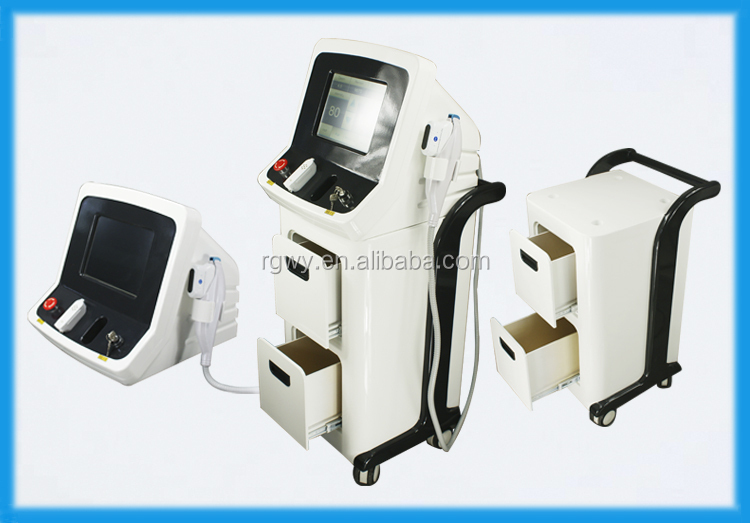 Wrinkle removal and skin tighten ultra sound hifu machines