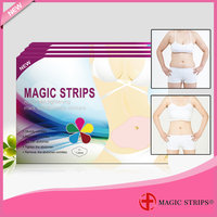 Magic Strips Best Belly Fat Reducer Chinese Slimming Patch For Slim Body