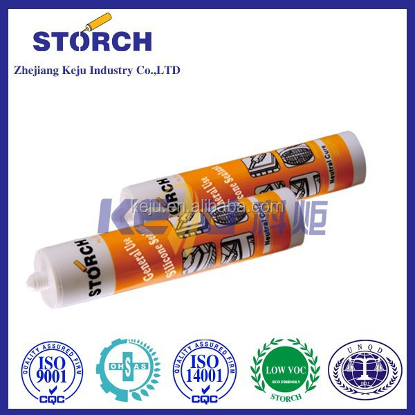 Special For Massive Glass acetic structural silicone sealant