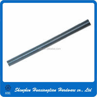 China Factory Price Zinc Plated Steel All Full Coarse Thread Rod Din975
