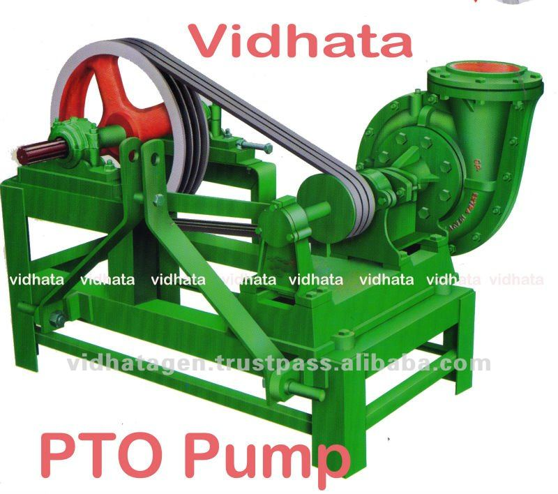 tractor pto water pump