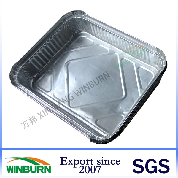 Large Aluminium/Tin Foil Serving Tray