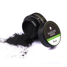 Tooth Cleaning Natural Bamboo Coconut Organic Activated Charcoal Teeth Whitening Powder