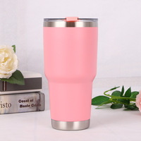 Personalized Printed 30Oz Insulated Vacuum Tumbler Cups