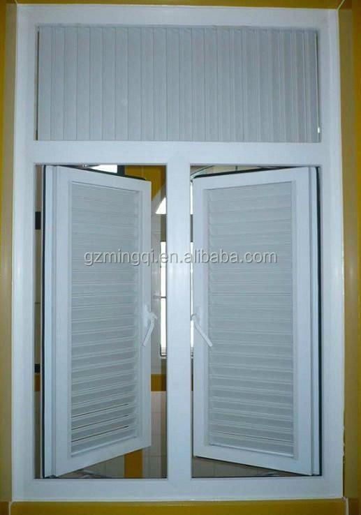 air grille de ventilation lame fen tre d 39 obturation pvc pvc cadre en aluminium fen tres. Black Bedroom Furniture Sets. Home Design Ideas