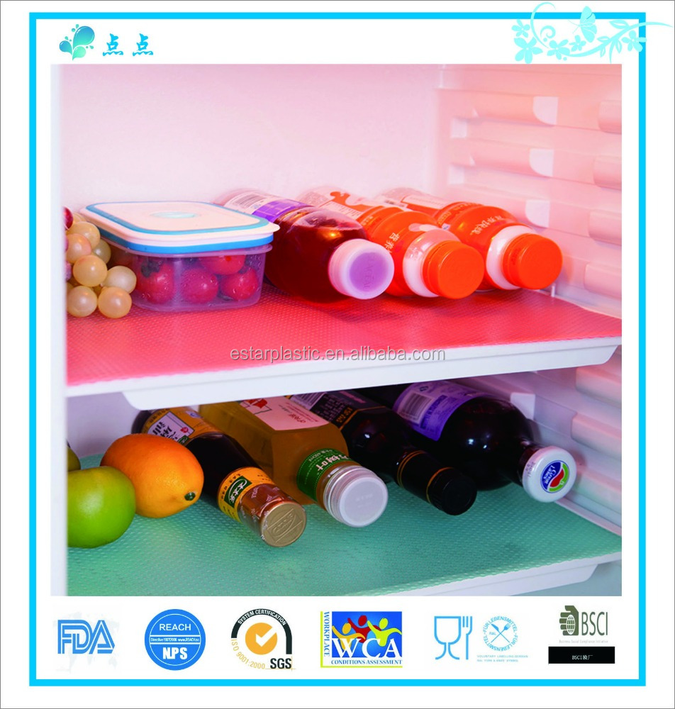 Guangzhou Supplier of Eco-friendly EVA Refrigerator Mat