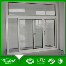 PVC sliding windows UPVC sliding window cheap house window for sale