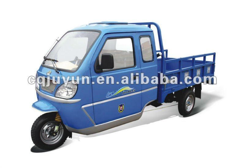 LIFAN three wheel motorcycle made in China/200cc water-cooled three wheel motorcycle HL250ZH-3B2