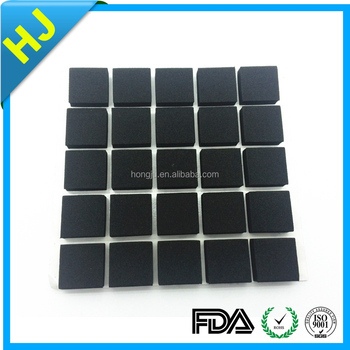 Manufacturer supply rubber feet for chair made in China