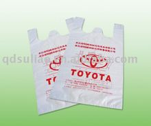 Bio-degradable Plastic shopping bag