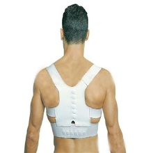Youdong brand super thin lower lumbar belt sports health care brace posture corrector back support