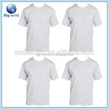 men high quality 100% cotton blank dry fit t-shirts wholesale plain dri fit t-shirts with short sleeve t-shirt