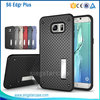 Hot sale phone case for s6 edge , combo hybrid case for s6 edge plus, case for samsung s6 edge plus