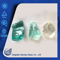 green emerald crystal glass