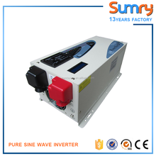 3000w pure sine wave Sumry brand power inverter dc 12v ac 220v with good quality pcb boards