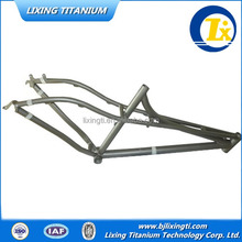 Titanium Rear Bicycle Rack For Mtb Bike