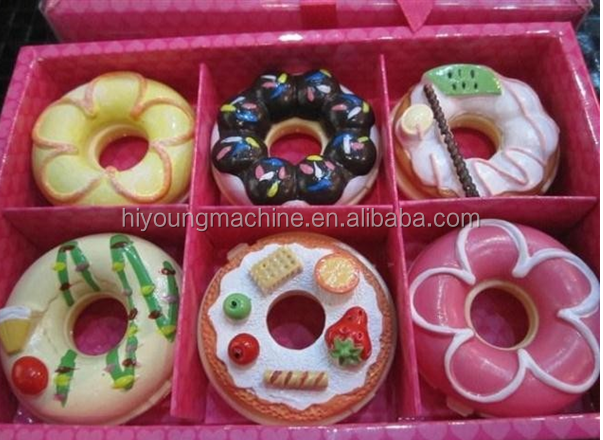 stainless steel Donut/Bagel/Sweet Bread Rolls making machine for sale