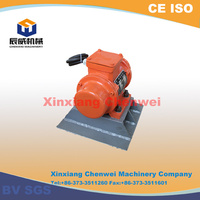 Chenwei released AC Motor/380V 50HZ 3phase vibrating motor for vibrating screen equipment
