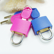 CH-CX01 trendy high quality plastic box with padlock