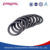 Factory supply hot sale rubber seal black o ring, rubber washers