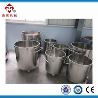 cosmetics Shampoo rotor mixer Reactor tanks