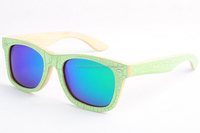 2014 new High end polarized bamboo sunglasses, wood sunglasses china, sunglasses wood for man and woman LS1001-C19