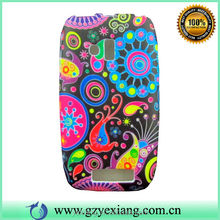 Fashion Design Mobile Phone Cover TPU Skin For Samsung Galaxy Y S5360 Case
