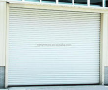 Guangdong Factory Latest Design Custom Automatic Roll Up Garage Door