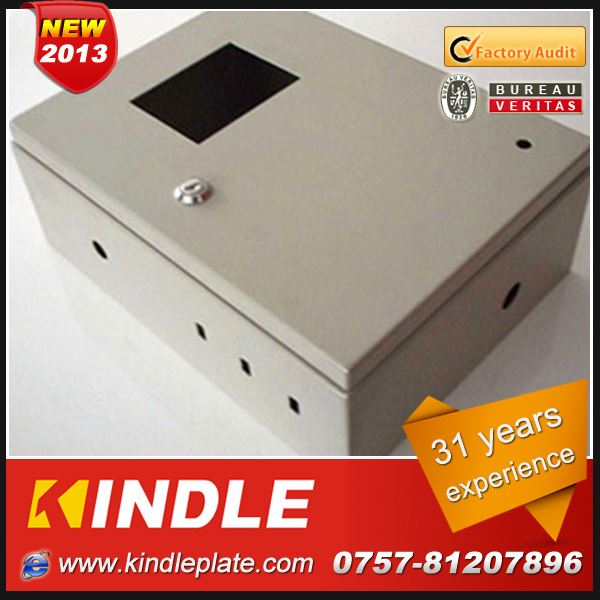Kindle floor standing waterproof utility electric cabinet