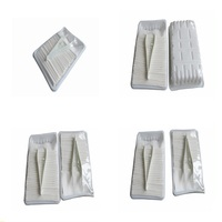 Disposable Airlaid Paper Airline Towel For Hot/Cold Double Use