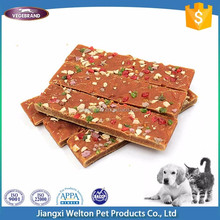 Natural Pet Treats Product Beef Veggie Dog Snack