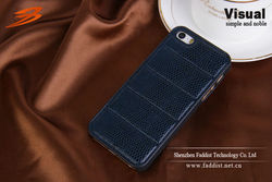 2014 new business design pu leather case for iphone5 5s