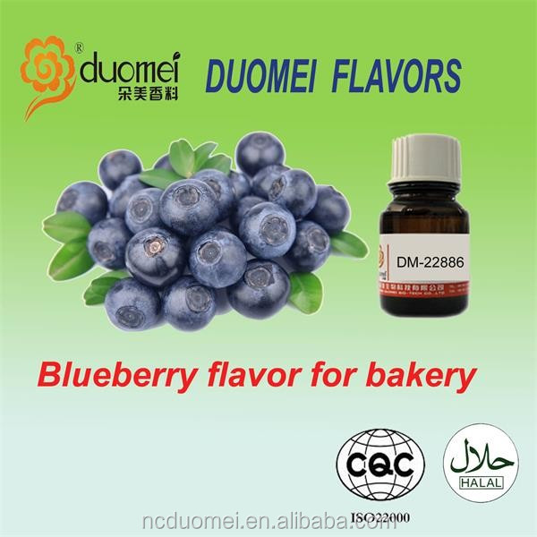 Blueberry flavouring artificial fruit fragrance food grade flavor drink enhance