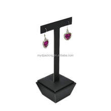 New product jewelry display earring storage jewelry display rack for earing display jewelry leather earrings stands