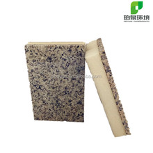 Good quality cheap price thermal insulation PU foam sandwich wall board for interior decoration