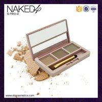 High Standard Direct Factory Price Waterproof Eyebrow Palette