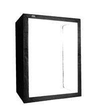 rundour DEEP LED Professional Portable Softbox Box 120 * 80*160cm LED Photo Studio Video Light Tent with LED Light
