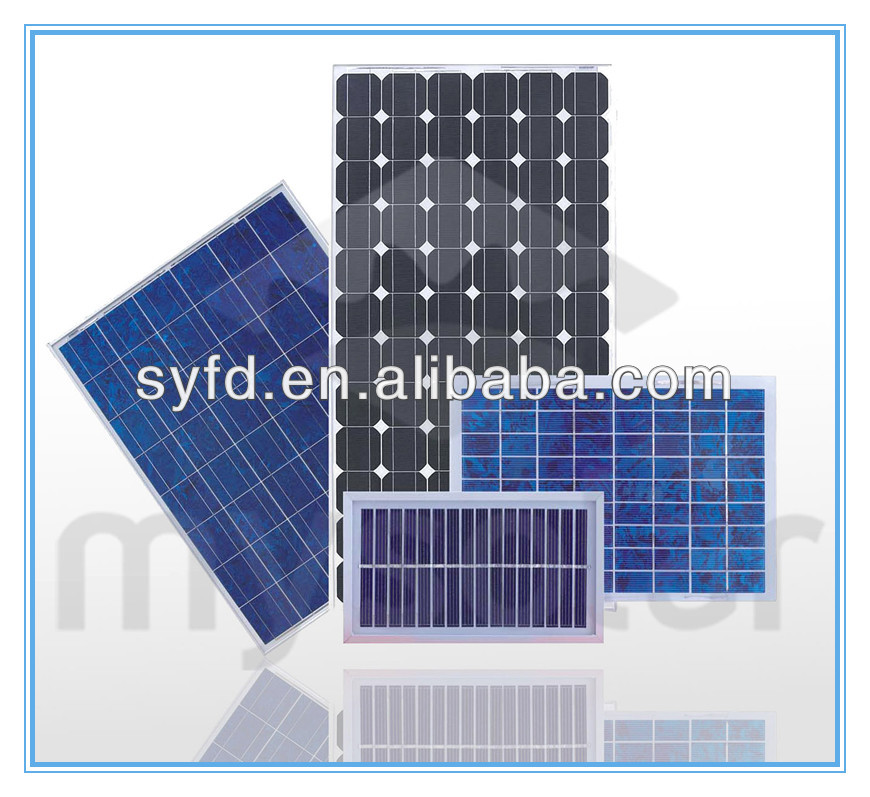 200W Transparent Solar Panels in Dubai