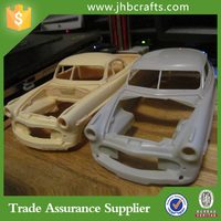 China Factory Hand Crafted Wholesale Resin Diecast Model Car Parts