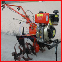 farm mini tiller cultivator power tillers/ diesel mahindra power tiller