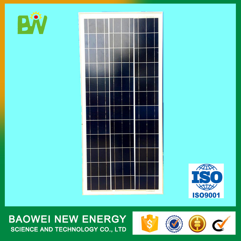 11years Golden Supplier IEC CSA TUV certificated 80w poly solar panel