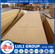 engineered wood and artificial recon wood for stair steps made by LULI GROUP china