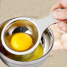 WB-SSG-0010 ECO Friendly Easily use Solid Net SUS304 Stainless Steel Egg White Separator Divider Tray