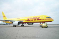 Freight low rates by dhl fedex ups china post from China to Ghana