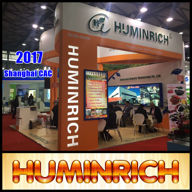 """HuminRich"" Shenyang Superier Fulvic Acid Humic Acid Liquid Fertilizer"