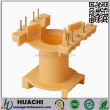 EI/EE/EC/ER/EP/EPC/EFD/PQ/UU/RM/RT type horizontal and vertical transformer bobbin